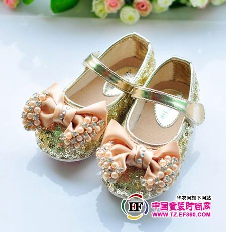 秋季唯美公主鞋 点亮梦幻季节  生活