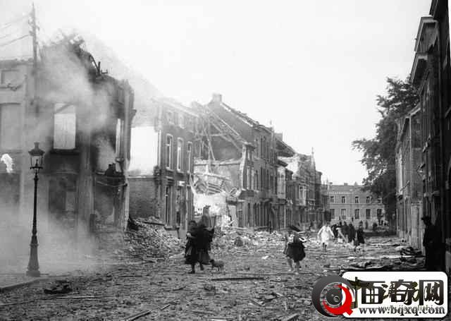 二战后的经济后果