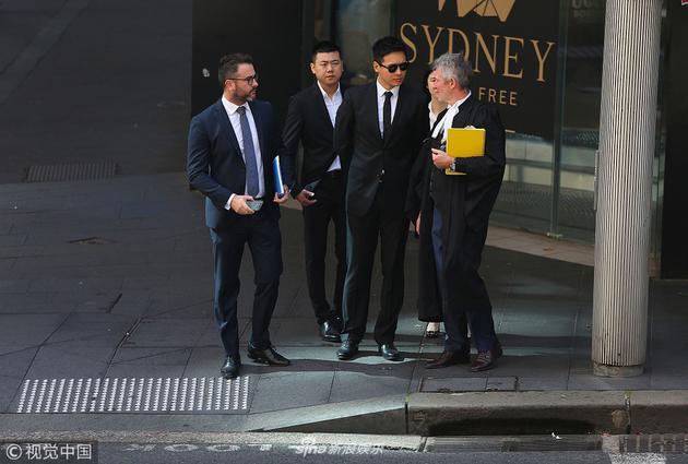 澳洲涉性侵案正式庭审高云翔王晶均不认罪0